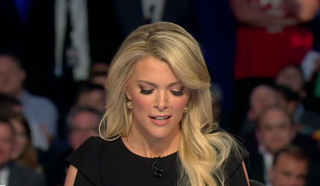 FOX NEWS' Megyn Kelly kom til debatten godt forberedt og fikk inn flere fulltreffere på Donald Trump.