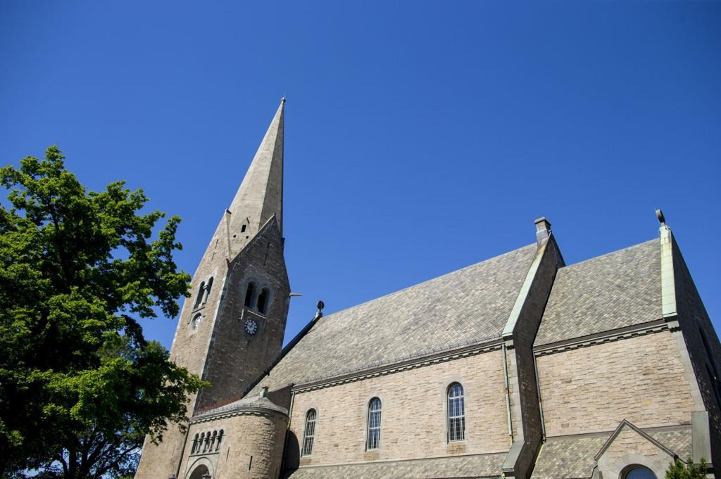 Kirkemedlemmer med stemmerett kan forhåndsstemme fra mandag 10. august. Alle menighetskontorer legger ut manntallslistene samtidig.