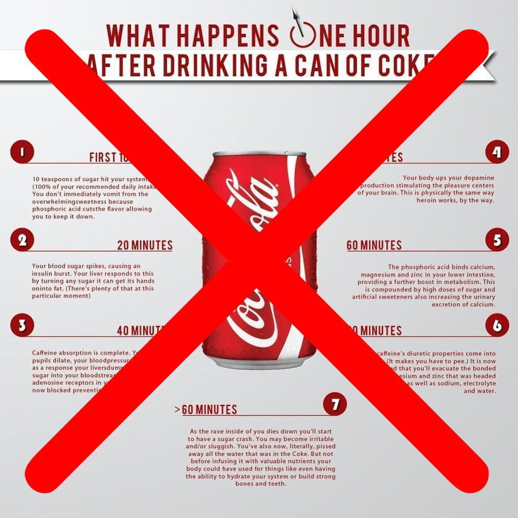 COCA-COLA: Det finnes mange myter og påstander om sukkerholdig brus, men de fleste er i alle fall enig om at det helsemessig ikke er en god tørstedrikk.