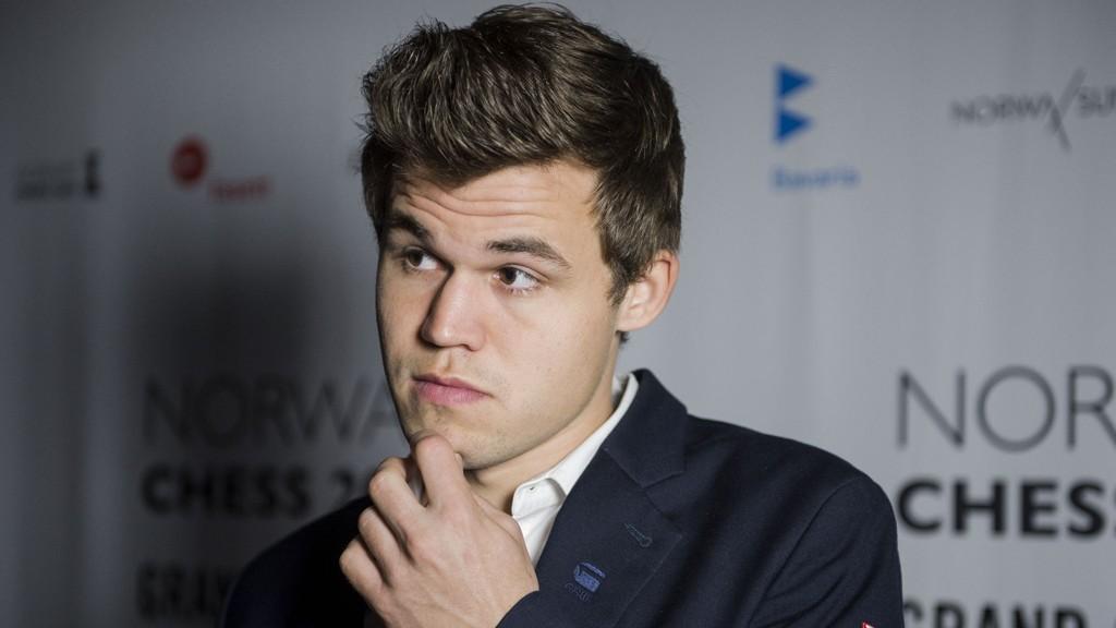 ØNSKER ENDRINGER: Magnus Carlsen er ikke fornøyd med dagens VM-system og vil gjøre sitt til å få på plass forandringer.