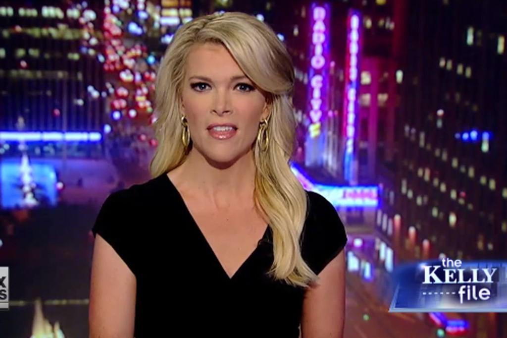UTTALTE SEG: Under sitt TV-program natt til tirsdag, norsk tid, kom Megyn Kelly med sitt tilsvar til angrepene fra Donald Trump.