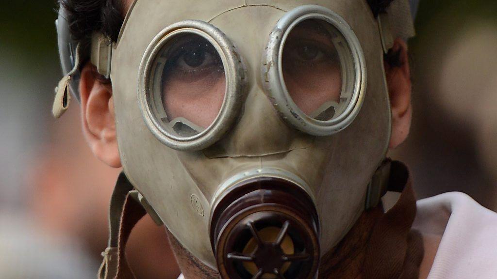 Ifølge The Wall Street Journal ble sennepsgass brukt under et angrep mot kurdiske peshmergastyrker sørvest for Arbil onsdag.