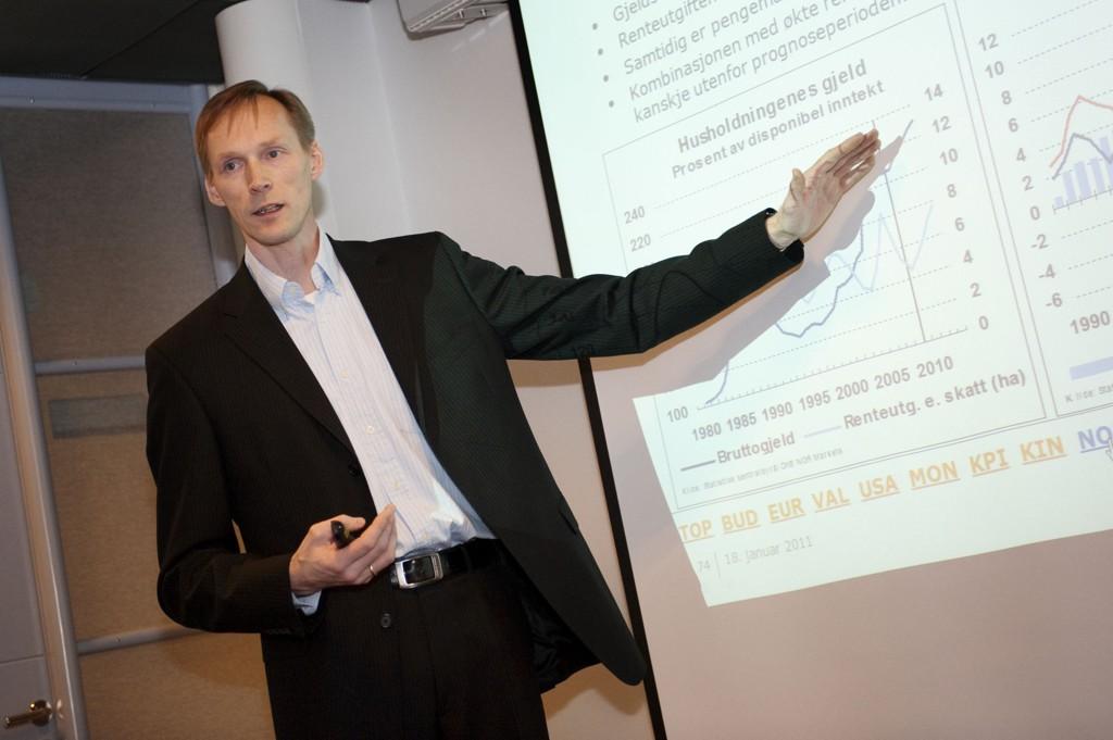 Kyrre Aamdal i DNB Markets.