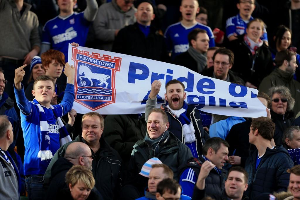 Ipswich-fansen kan få mye å juble for denne sesongen.