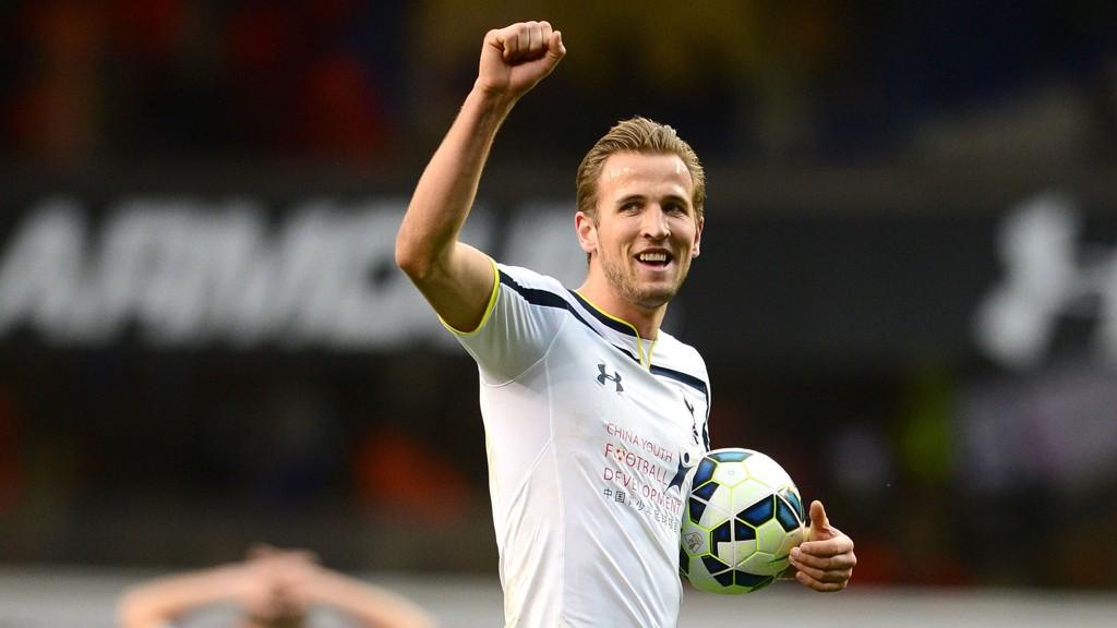 Harry Kane må levere for Tottenham også denne sesongen.