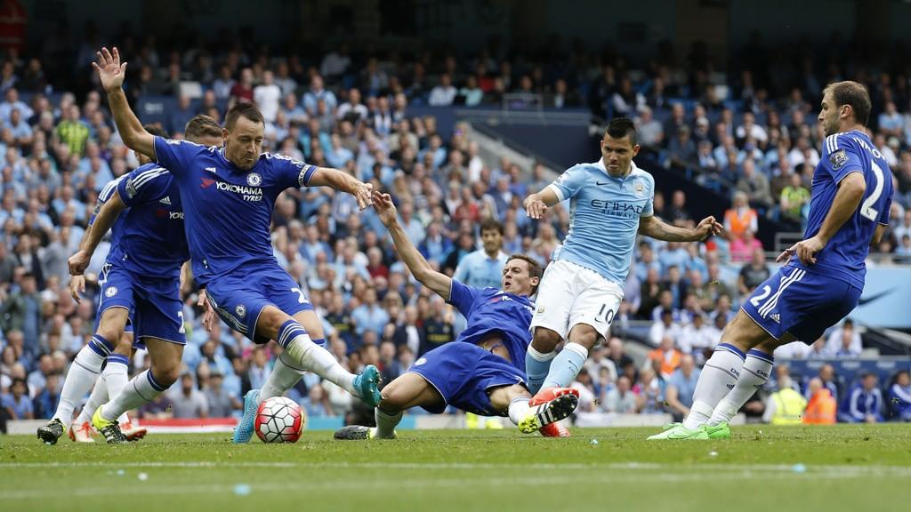 Chelsea i topp med full pott
