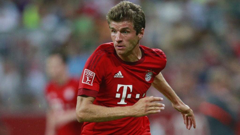 UNITED-AKTUELL: Manchester United ønsker seg Thomas Müller, men Bayern München er ikke veldig interessert i å selge juvelen.