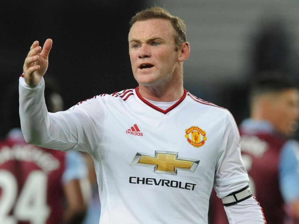 UTBRENT: Wayne Rooney er ikke i den formen han forventes å være i.