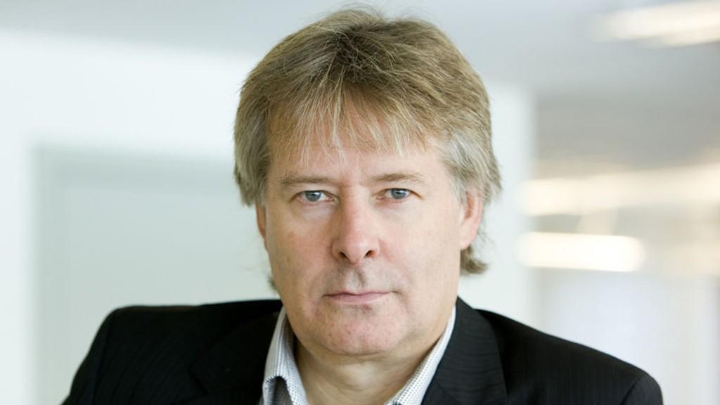 Sjefredaktør i VG Torry Pedersen.
