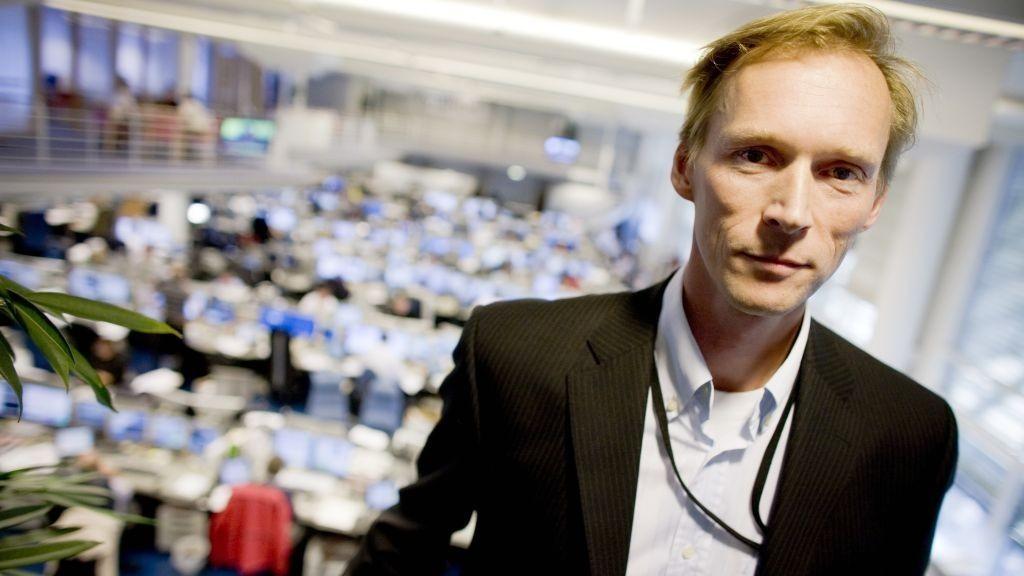 Seniorøkonom Kyrre Aamdal DNB Markets tror på liten eller ingen reallslønnsvekst i Norge i perioden 2016 til 2018.