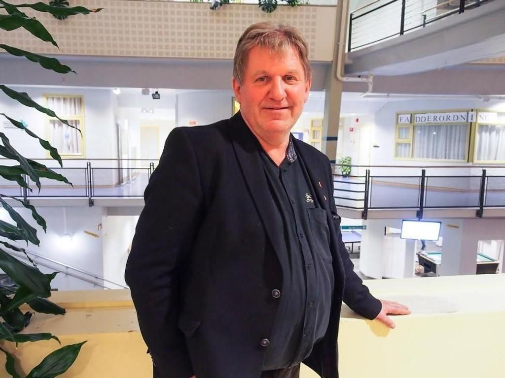 VIL BLI ORDFØRER: Trond Millerjord stiller som ordførerkandidat for Kristelig Folkeparti i Narvik. Den tidligere Frp-eren vurderte flere partier før han takket ja til KrF.