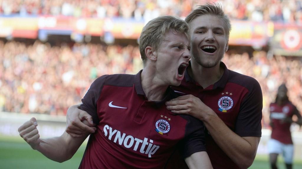 Sparta Praha bet bra fra seg i Champions League-kvalifiseringen mot CSKA Moskva, men måtte gi tapt med 4-5 sammenlagt.