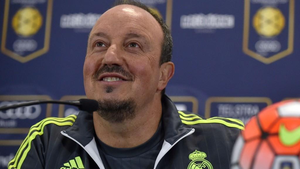 JEVNT: Rafa Benitez tror det er mange lag som vil kjempe om La Liga-tittelen kommende sesong.