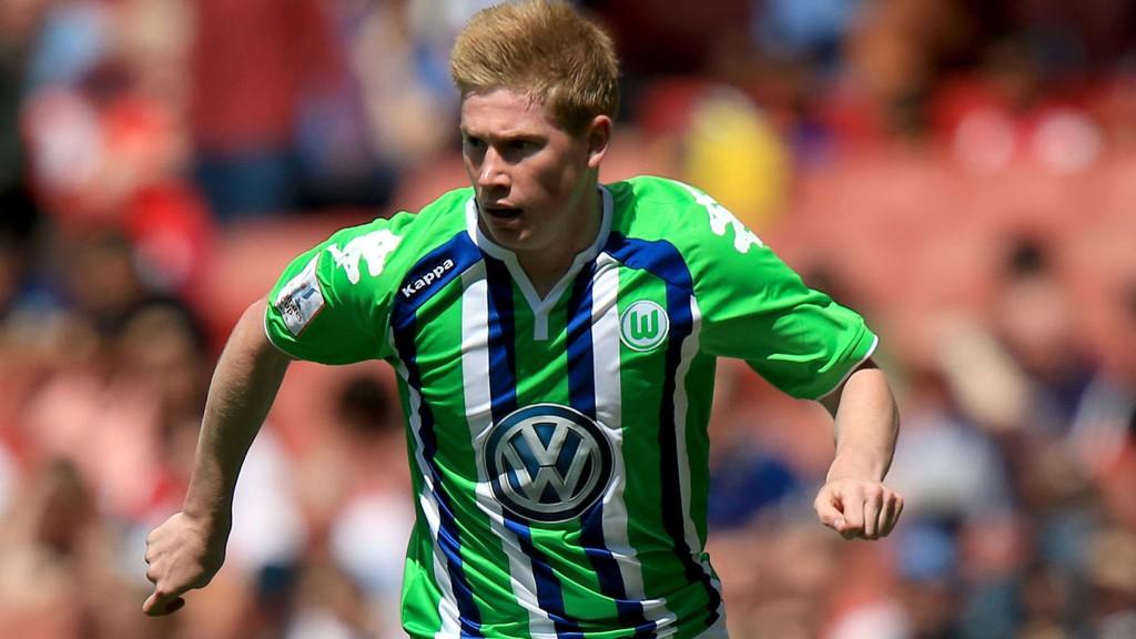 NÆRMER SEG CITY: Wolfsburgs Kevin De Bruyne.