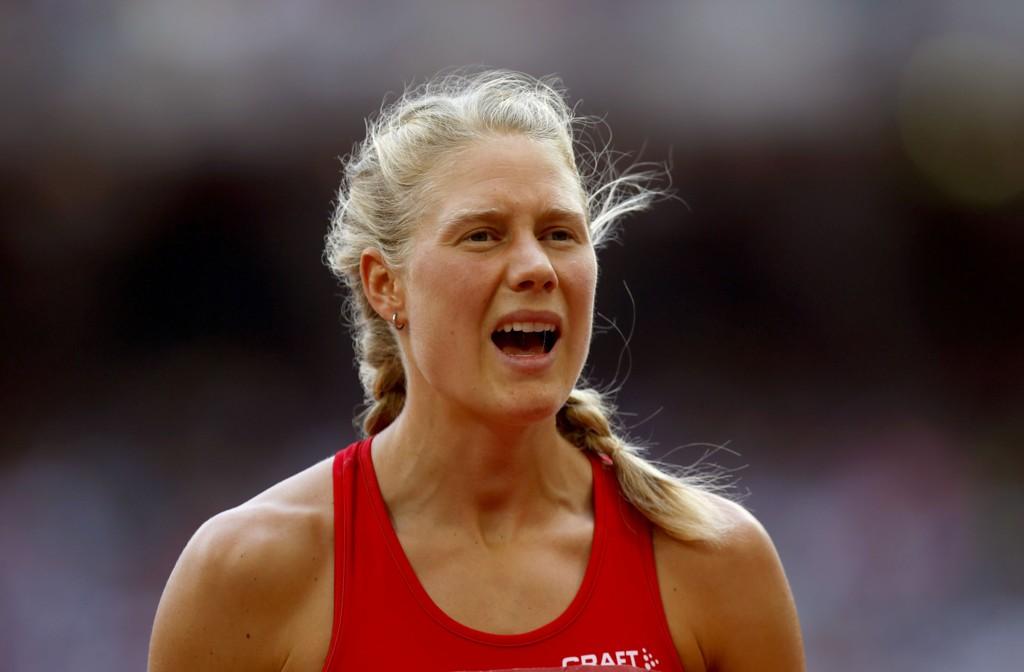 SKUFFENDE: Ida Marcussen har ikke prestert godt nok i VM.