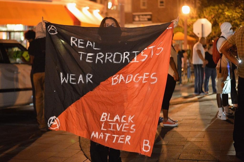 PROTESTENE har vært mange i Ferguson de siste 12 månedene.