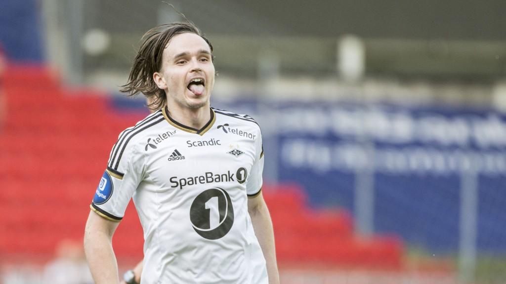 TATT UT: Ole Kristian Selnæs ble tatt ut på landslaget. FOTO: NTB scanpix