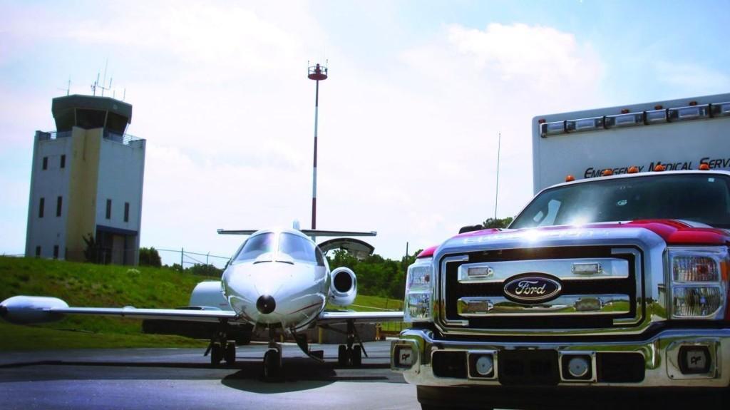 Hjemsendelse i ambulansefly kan fort bli en dyr affære om du ikke har forsikring i orden. I år har nordmenn blitt hentet hjem i ambulansefly fra blant annet USA og Thailand. «Medjet» (bildet) er ett av flere selskaper som luftfartsambulansetjenester (illustrasjonsbilde).
