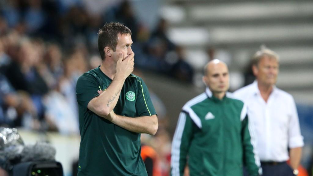 ANSVARLIG: Ronny Deila tar på seg ansvaret for at Celtic ikke nådde gruppespillet i Champions League for andre året på rad.