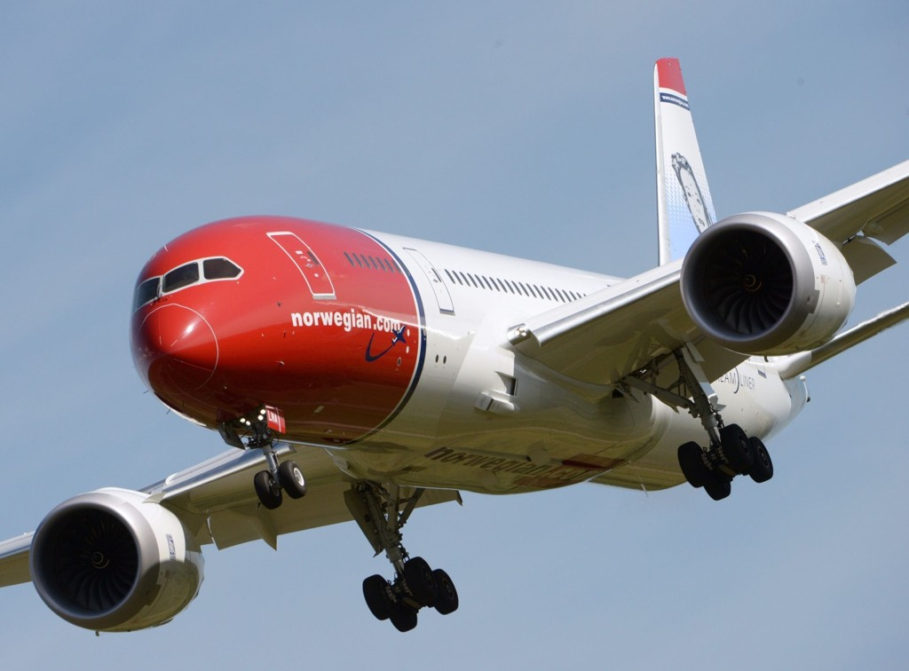 Dreamlineren er et fantastisk fly, med høy passasjerkomfort, lang rekkevidde, lavt drivstofforbruk og mindre utslipp, sier administrerende direktør Bjørn Kjos