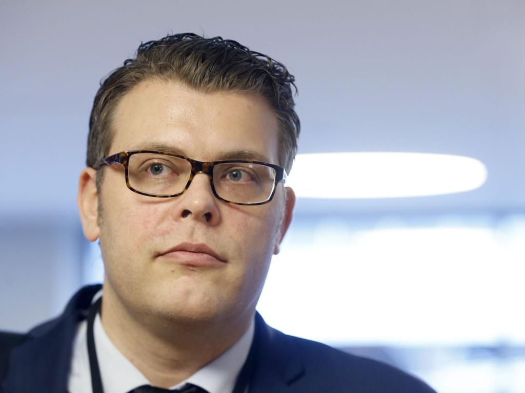 VIL REFORHANDLE: Statssekretær Jøran Kallmyr (Frp) utelukker ikke reforhandling av Syria-avtalen.
