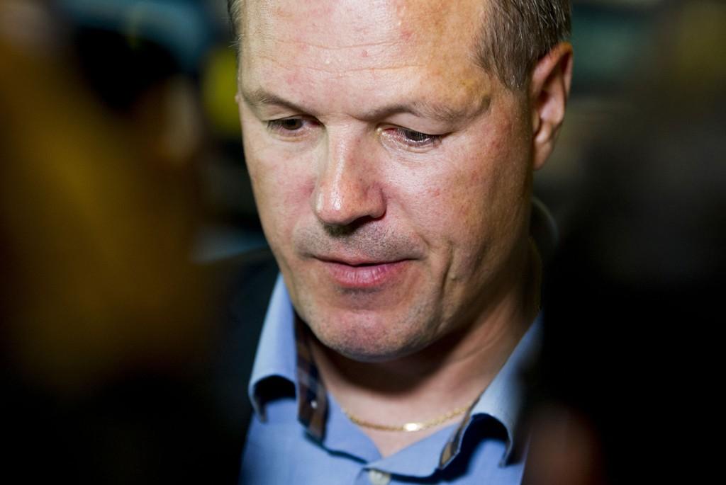 NEDBRUTT: Kjetil Rekdal har sett sitt lag tape seg stort de siste kampene.