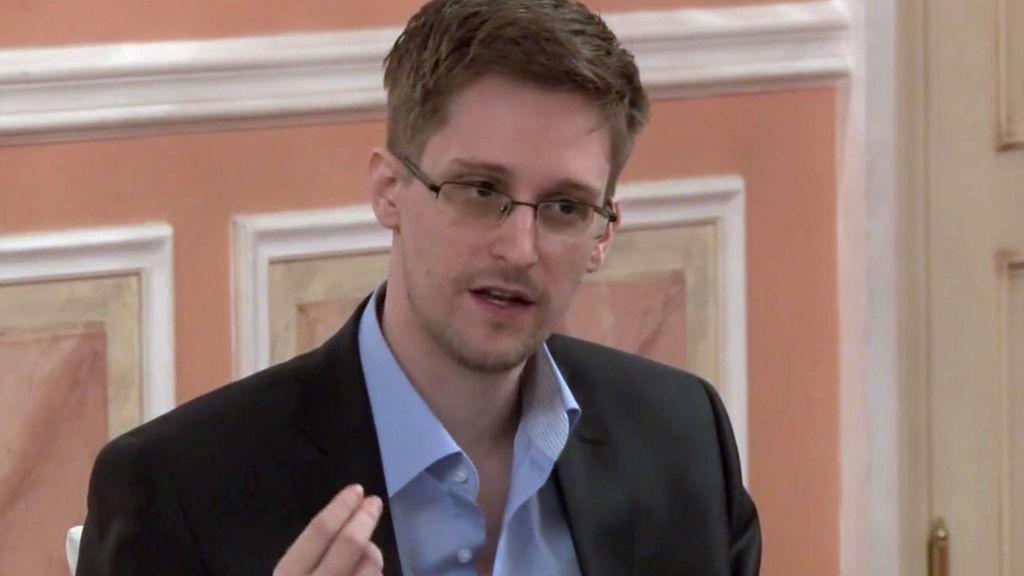 USA BA OM PÅGRIPELSE: Neste helg er Edward Snowden invitert til Norge for å motta Bjørnsonprisen i Molde. I 2013 skal USA ha bedt Norge om å pågripe ham.