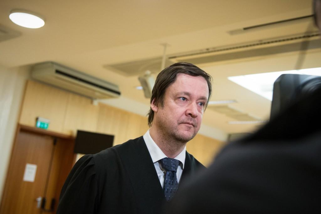 SENDTE BREV: Advokat John Christian Elden sendte brev til Erna Solberg, men ble ikke hørt. Denne uken aksjonerte derfor Advokatforeningen.