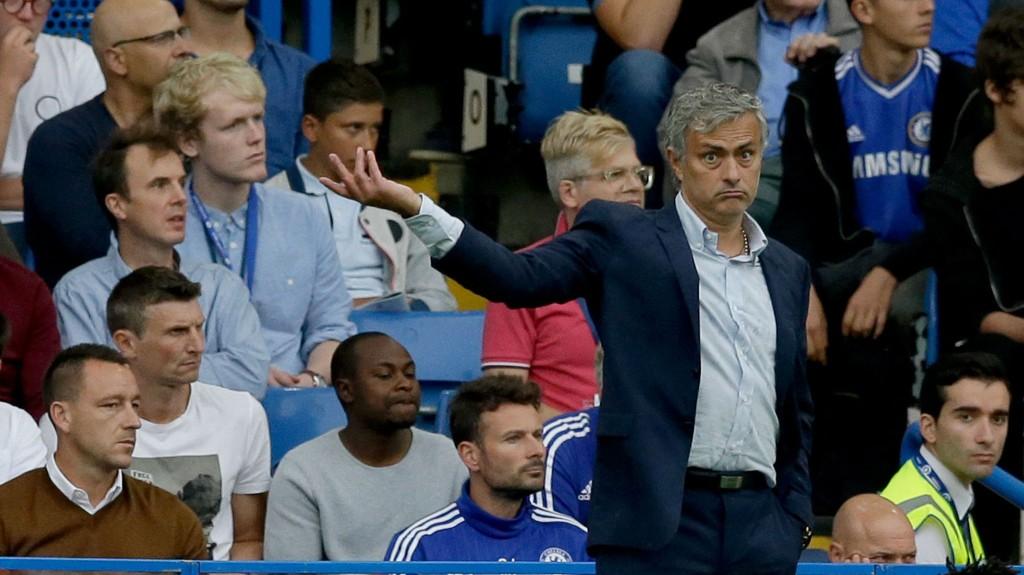 FERDIG: José Mourinho ønsker ikke flere kjøp i Chelsea.