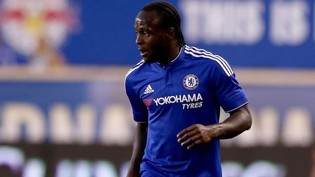 Victor Moses sliter med spilletid i Chelsea og skal være på vei til West Ham. FOTO: NTB scanpix