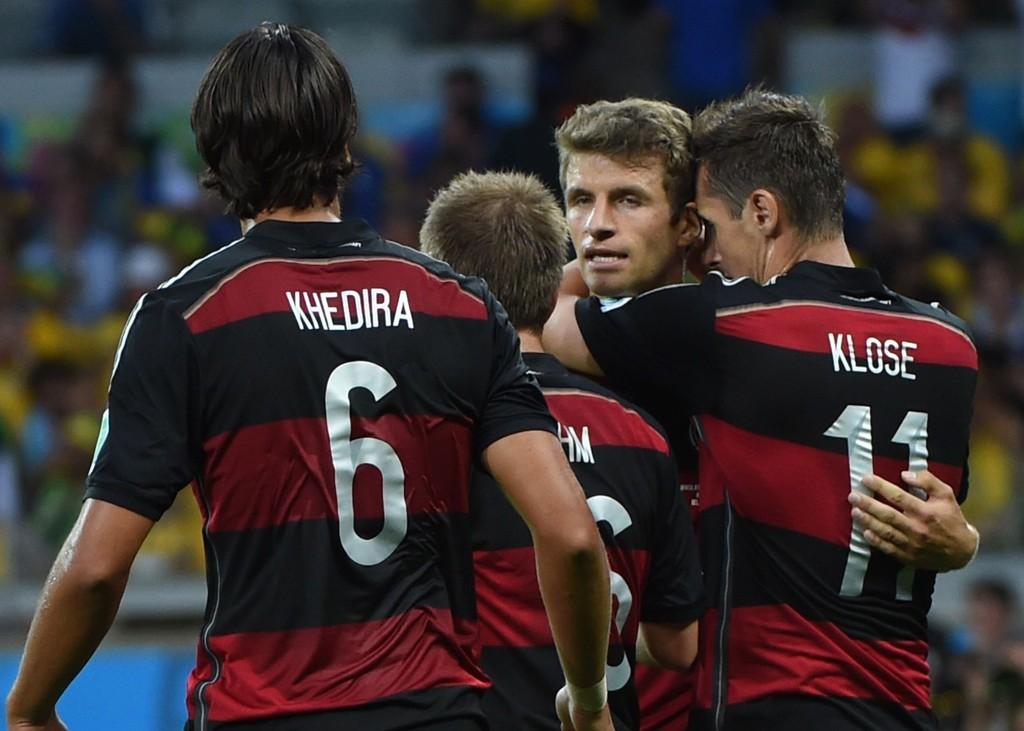 VERDENS BESTE: Tyskland vant VM i 2014 i overbevisende stil.