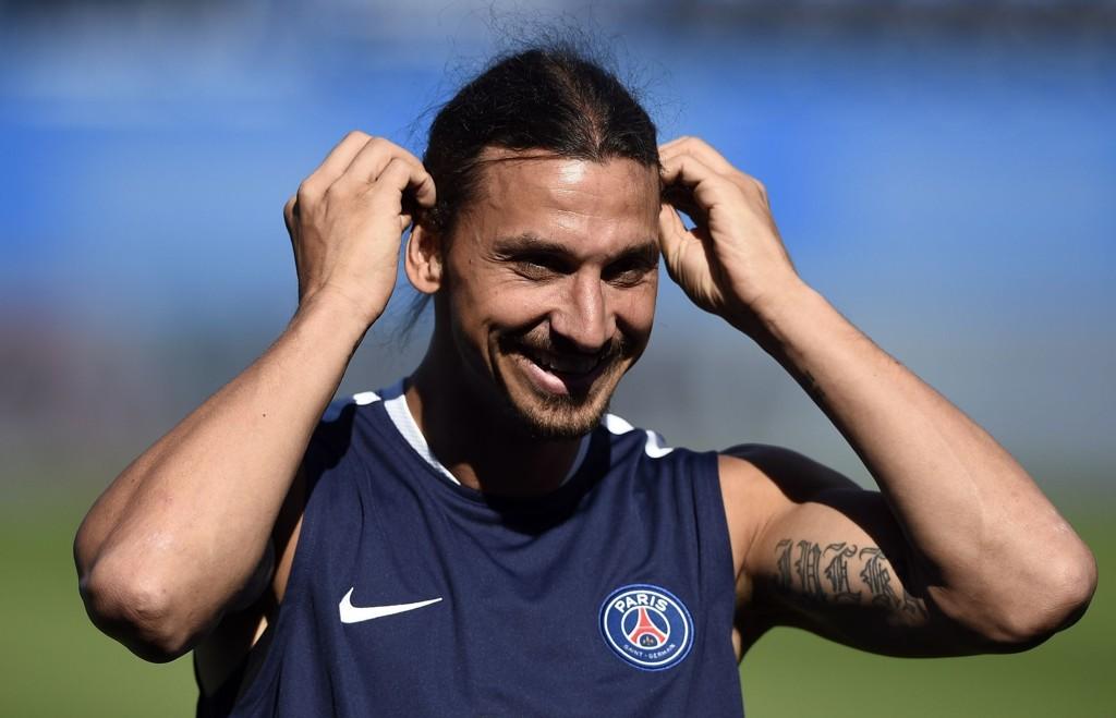 TILBAKE: Zlatan Ibrahimovic er tilbake i slag for Sverige.