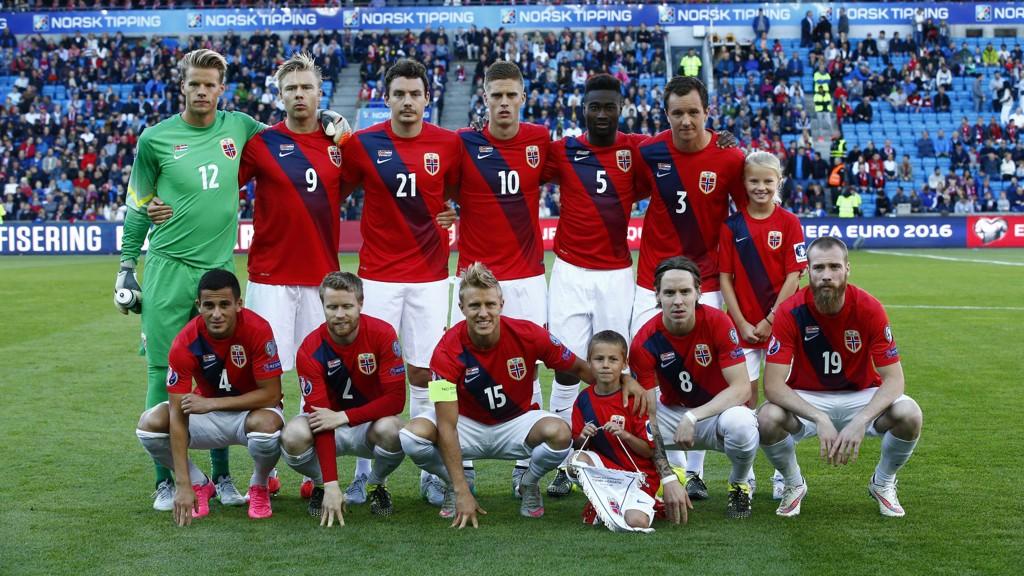 Norge Kroatia