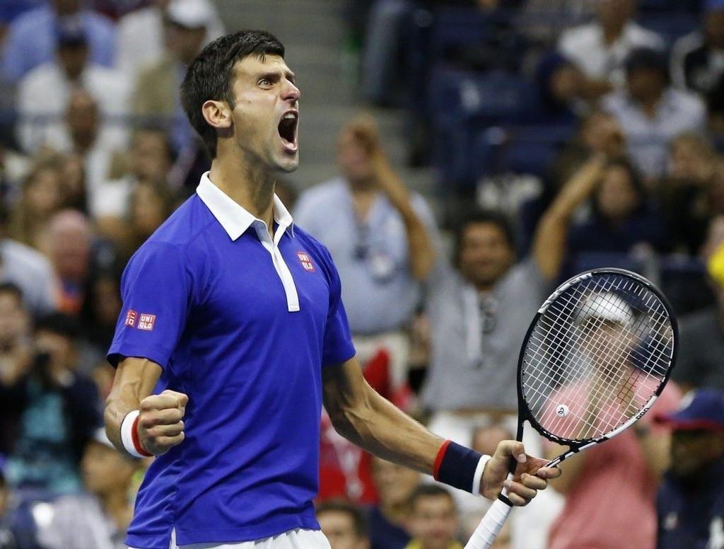 Novak Djokovic gikk seirende ut av US Open-finalen mot Roger Federer.