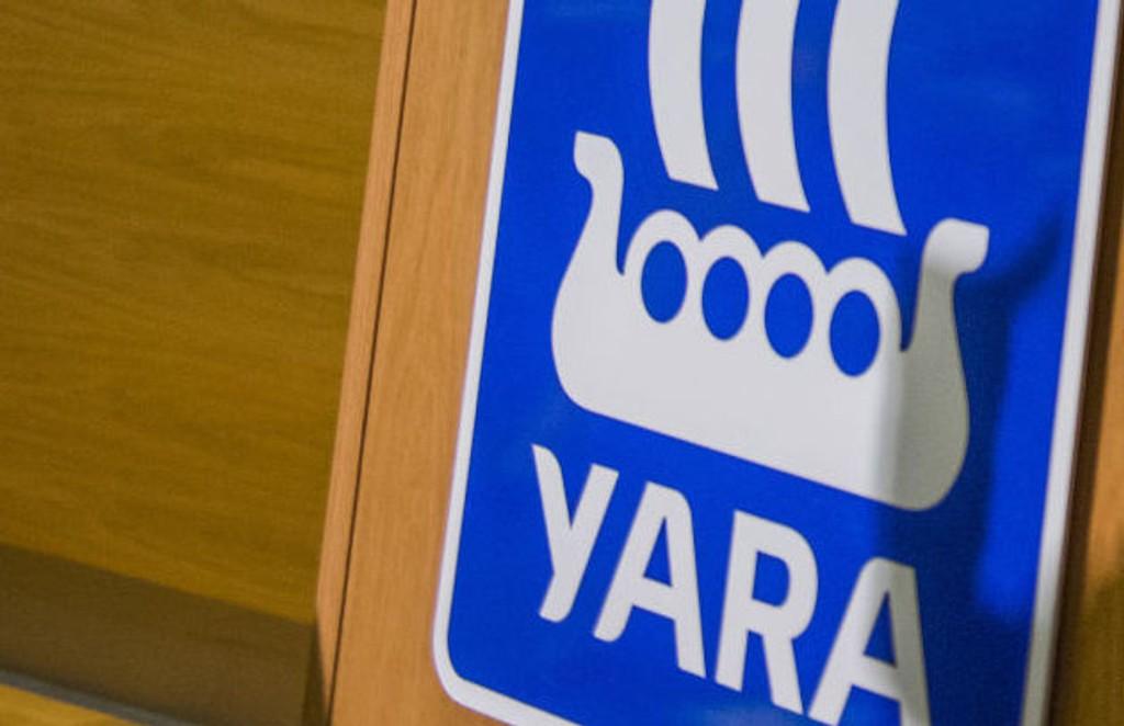 Yara har besluttet å stanse utviklingen av gjødselprodusentens gruveprosjekt i Sokli, Finland. Foto: Fredrik Varfjell / NTB scanpix