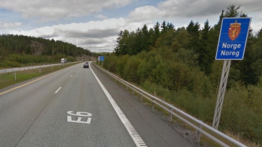 Norge kan bli tvunget til å innføre grensekontroll på E6 mellom Sverige og Norge.