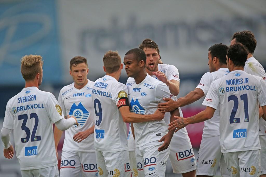 MALMÖ: Molde møter Malmö i treningskamp.