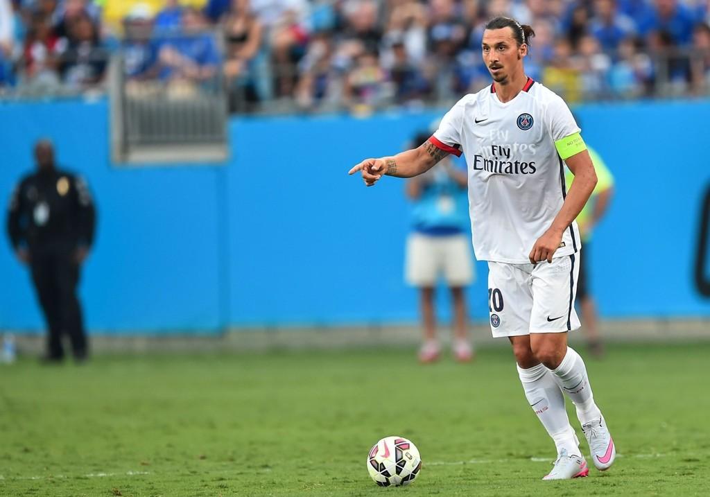 HJEM: Zlatan skal hjem til Malmö for å spille Champions League-fotball.