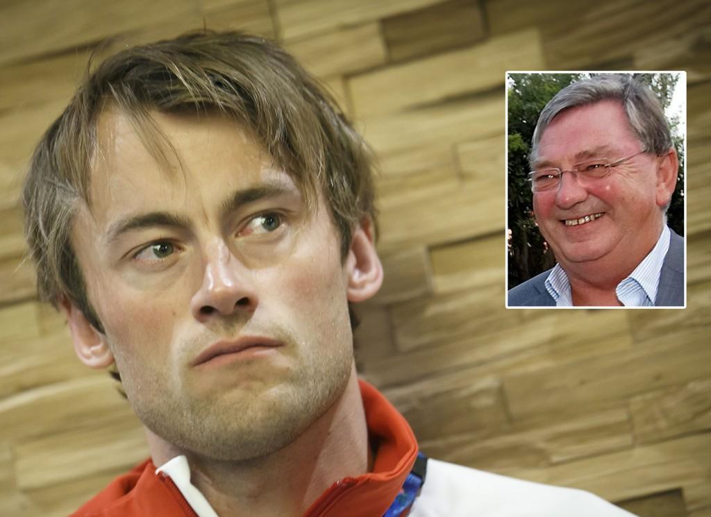 RIKTIG AVGJØRELSE: Sponsorekspert Jacob Lund (innfelt) mener skiforbundet har tatt riktig avgjørelse når de nå nekter Petter Northug en plass i verdenscupen.