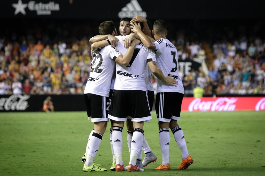 PÅ OFFENSIVEN: Valencia satser tungt for igjen å bli en stormakt i europeisk sammenheng.