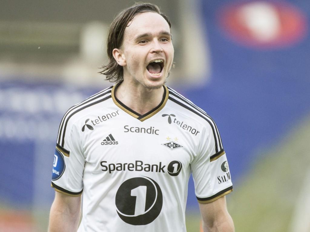 SUSPENDERT: Ole Selnæs mister prestisjeoppgjøret mot Molde.