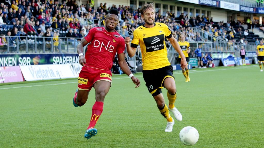 POENG: Start klarte å få ett poeng mot Lillestrøm.