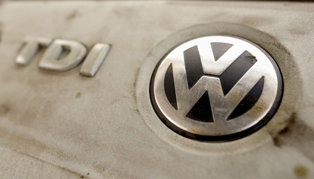 KAN FÅ REGNING: Dersom det viser seg at norske Volkswagen-biler er omfattet av utslippsjukset, kan bilprodusenten vente seg en regning fra norske veimyndigheter.