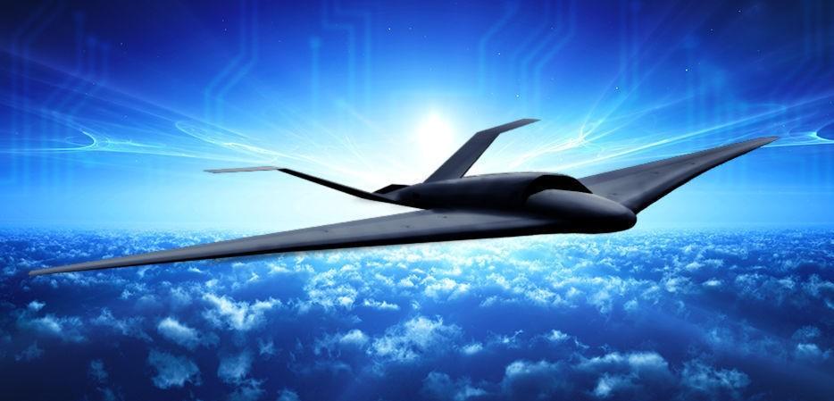 Lockheed Martin mener dette ubemannede stealth-flyet kan være etterfølgeren til det aldrende U-2-spionflyet.