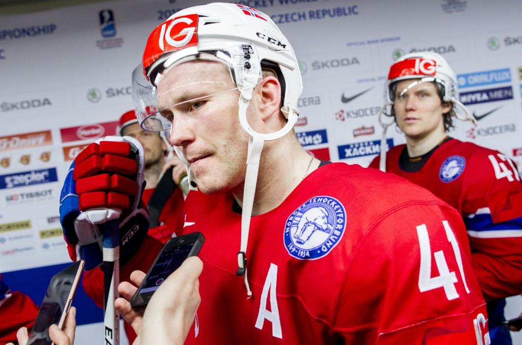 TILBAKE: Patrick Thoresen er tilbake for Djurgården og forsterker laget.