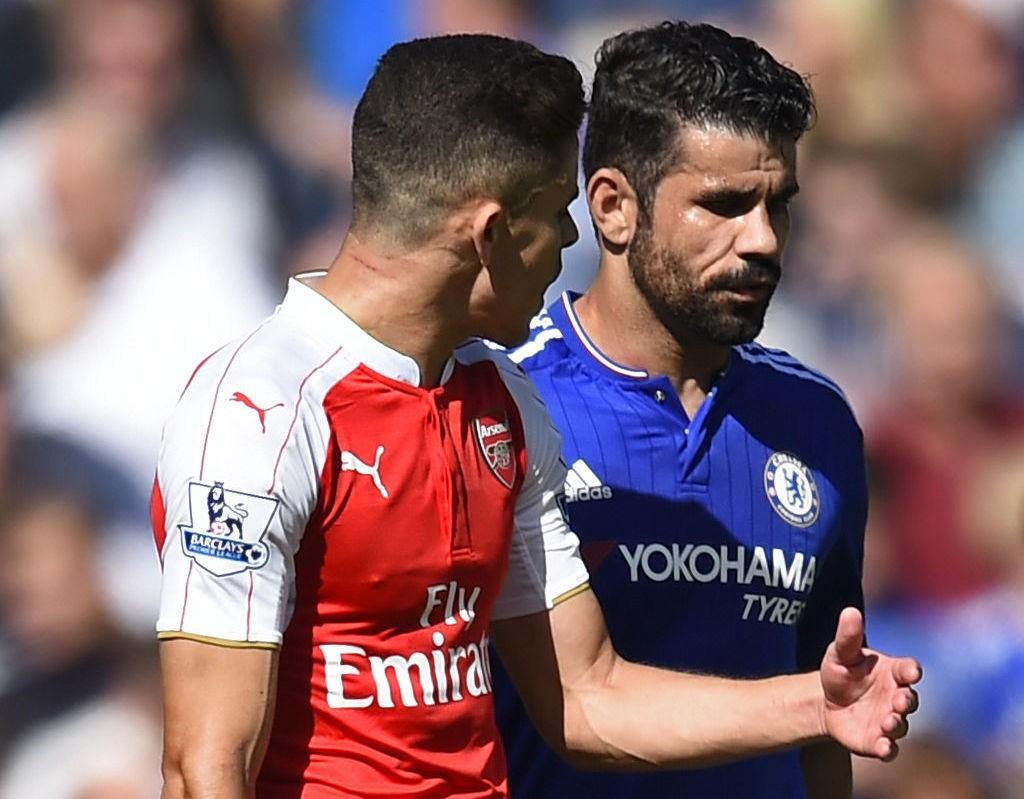 STRAFFET I RETROSPEKT: Diego Costas oppførsel mot Arsenal ble for drøy kost for FA.