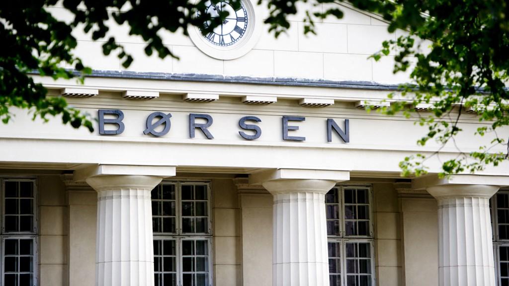 Oslo Børs falt torsdag sammen med børsene internasjonalt. Foto: Jon Olav Nesvold / NTB scanpix