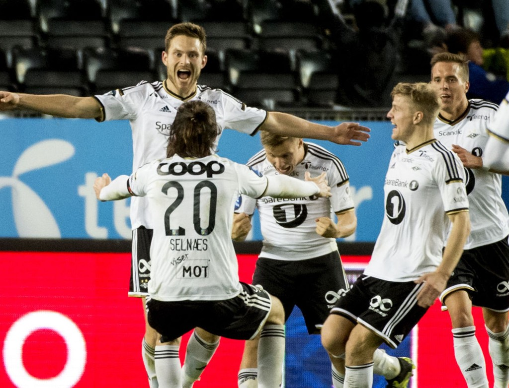 FINALE: Rosenborg møter Sarpsborg i cupfinalen.