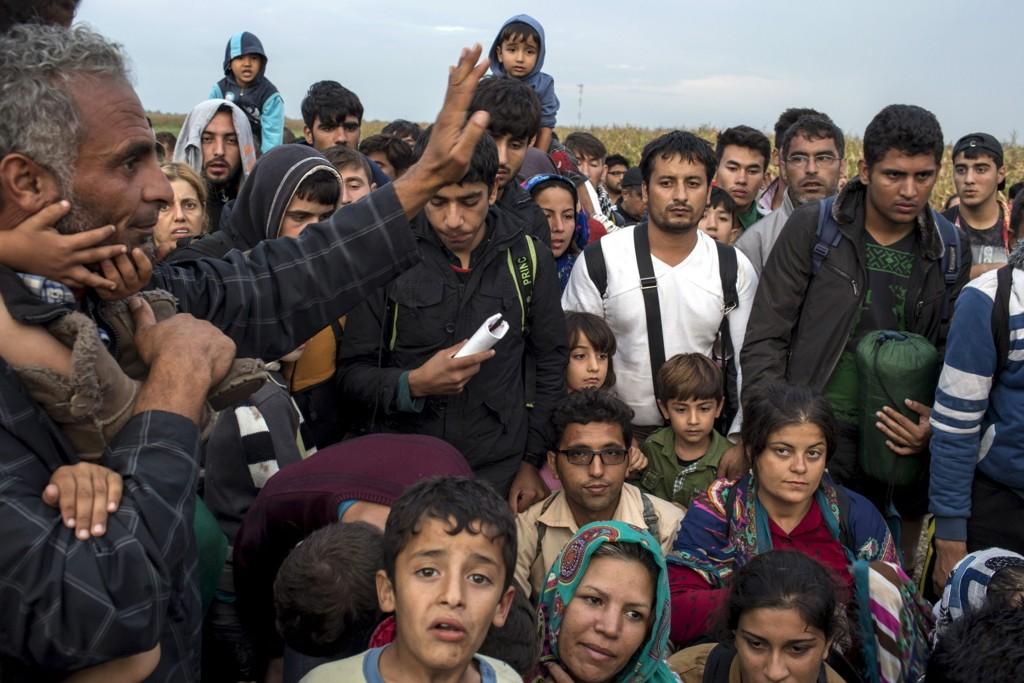 Mange syriske flyktninger kommer nå til Skandinavia, og ifølge danske tall er det få flyktninger som reiser hjem igjen etter først å ha fått asyl.