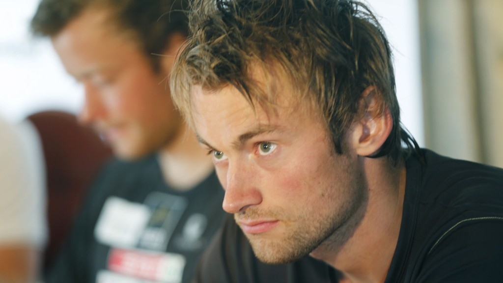 RASKEST OPP BAKKEN: Petter Northug.